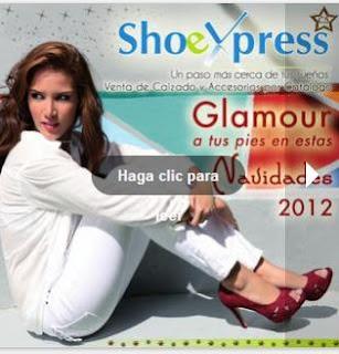catalogo ShoeXpress Navidad 2012