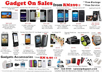 Gadgets on Sale 2012
