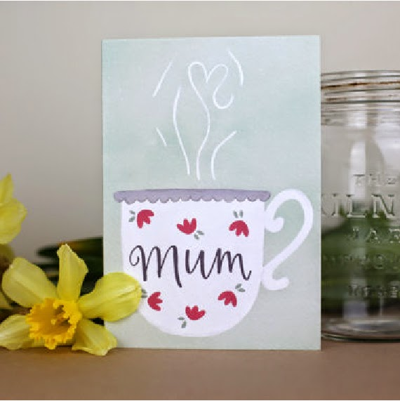 Ma Bicyclette: Buy Handmade | Mother's Day Cards - Hutch and Willow