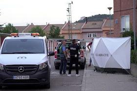 Un hombre mata a su hijo de 16 años, hiere a su mujer y luego se suicida en Teruel