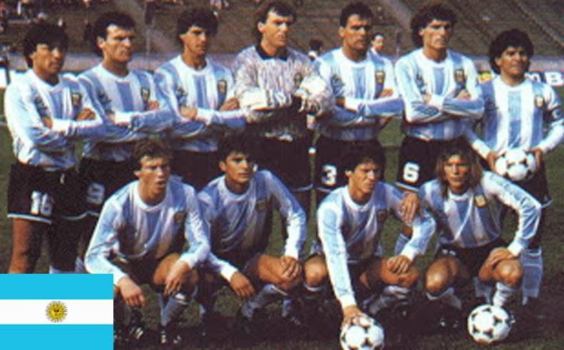 Bloggez tous ensemble toutes les finales de coupes du - Finale coupe du monde 1986 ...
