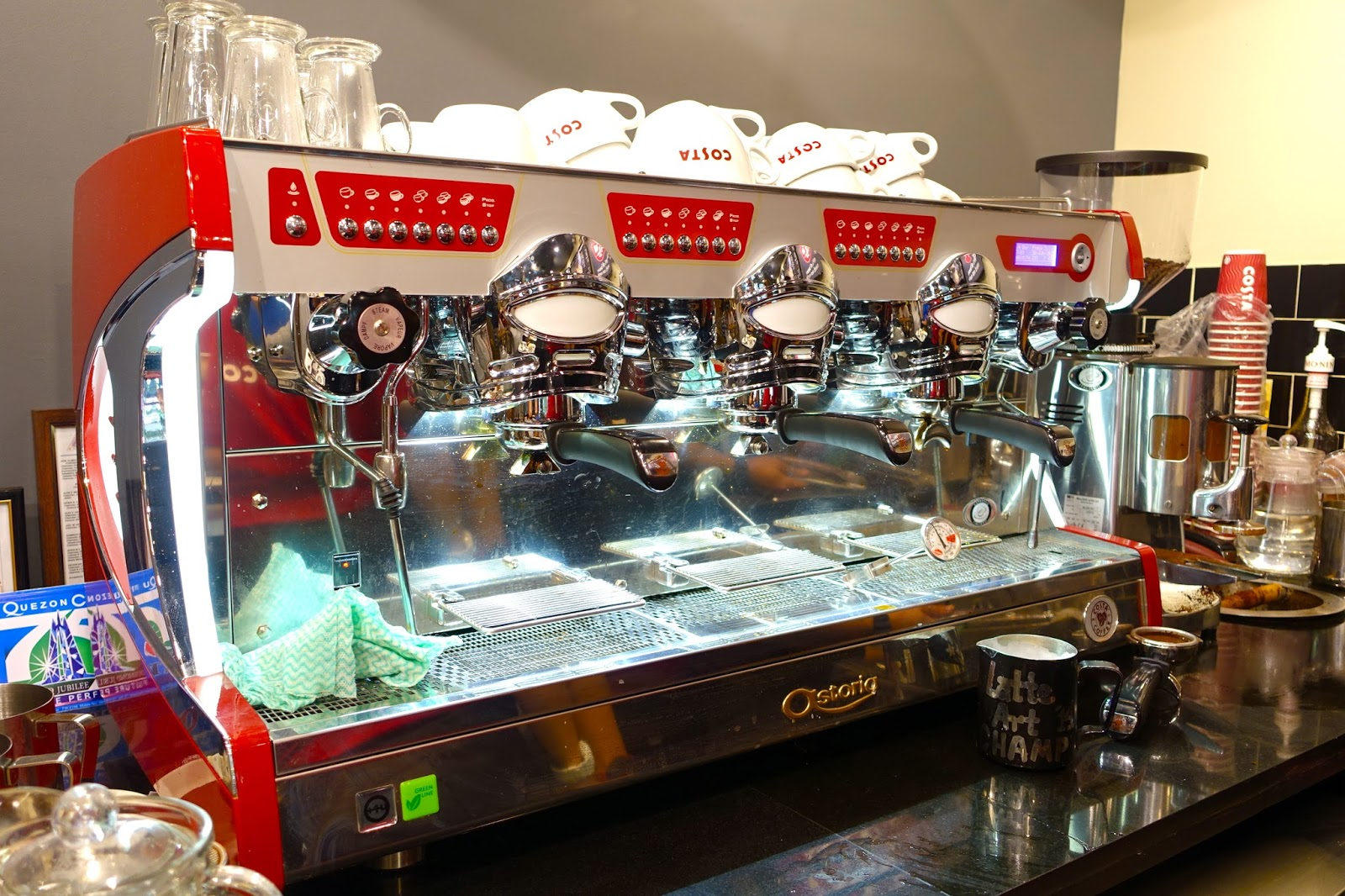 Astoria Coffee Machine Nz