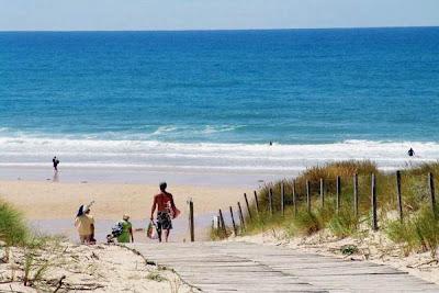Visit lacanau ocean france vacation spots in the world for Best vacation spots in france