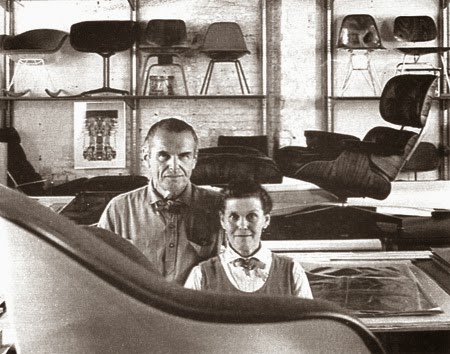 thinctank charles and ray eames. Black Bedroom Furniture Sets. Home Design Ideas