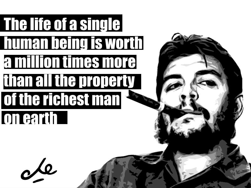 Che Guevara Famous Quotes Quotesgram