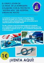 """Proyecto Solidario """"La azotea azul"""""""