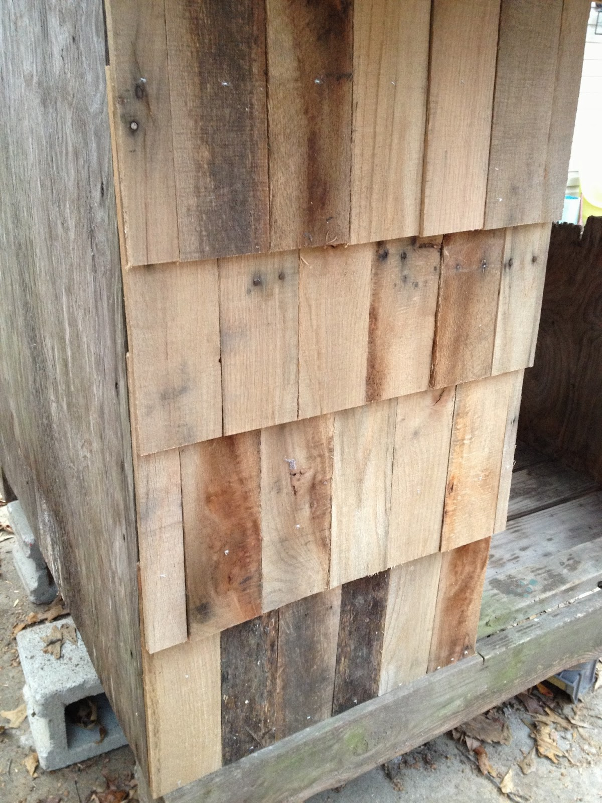 Practips No Cost Pallet Playhouse