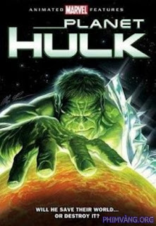 Planet Hulk (2010) - Planet Hulk 2010