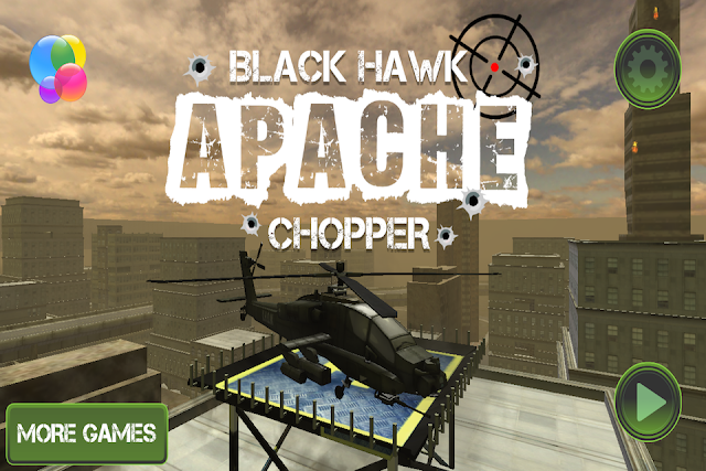 Black Hawk Apache Chopper PRO v1.1 APK