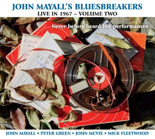 John Mayall's Bluesbreakers – Live in 1967: Volume Two (2016)