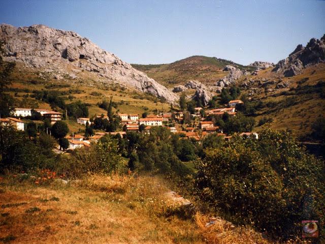 Santibáñez de Resoba, Montaña Palentina, Palencia