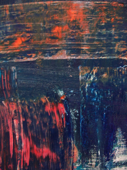Paint And Primer >> STEVEN ALEXANDER JOURNAL: LOUISE FISHMAN at Cheim & Read