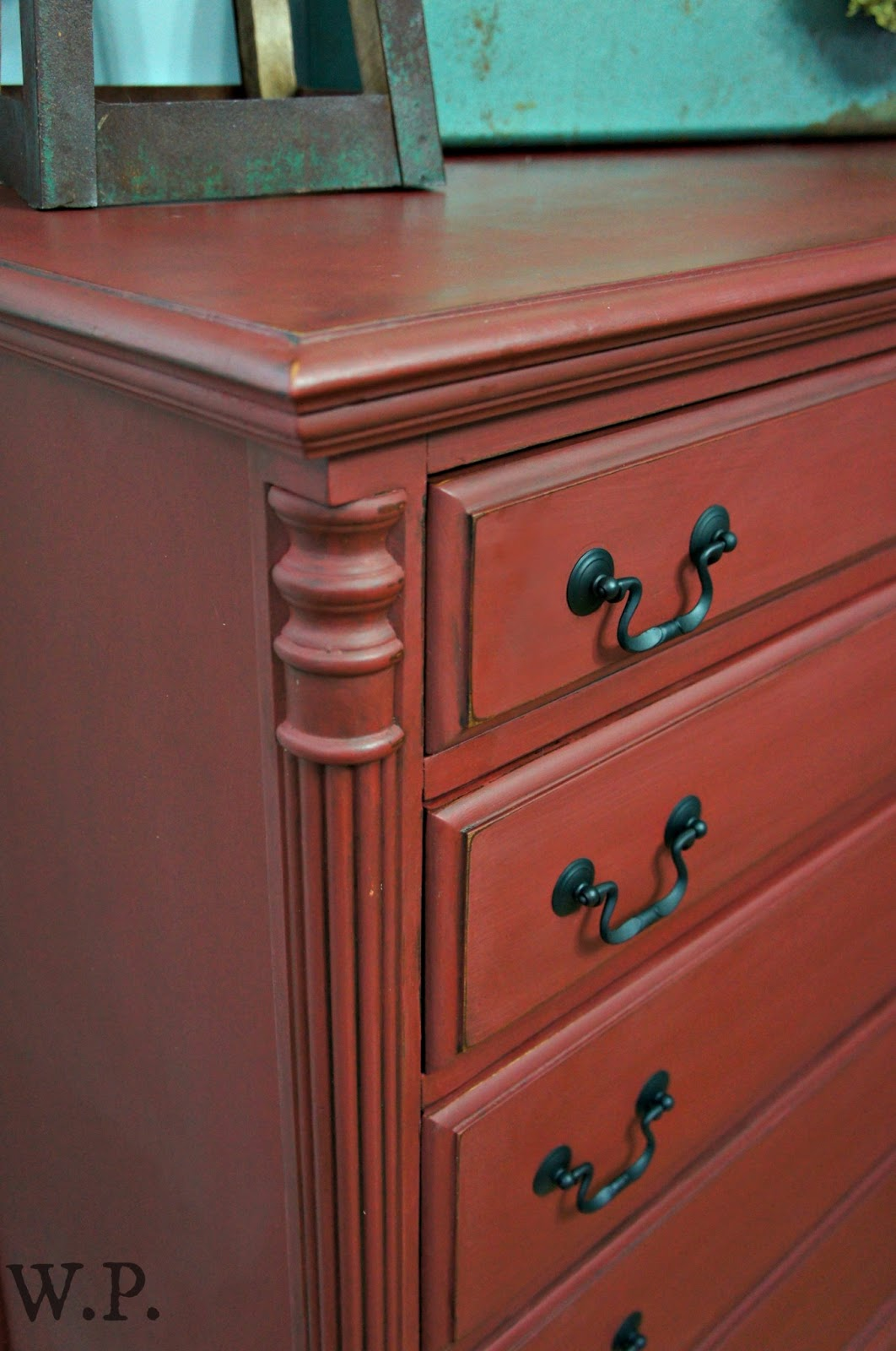 painted red furniture. meet primer red an annie sloan chalk paint color review painted furniture