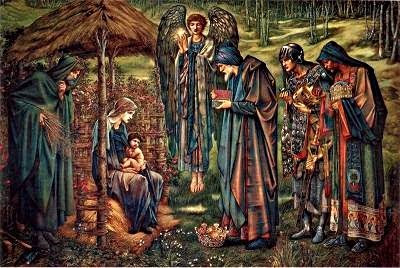 L'Estrella de Betlem (Edward Burne Jones)