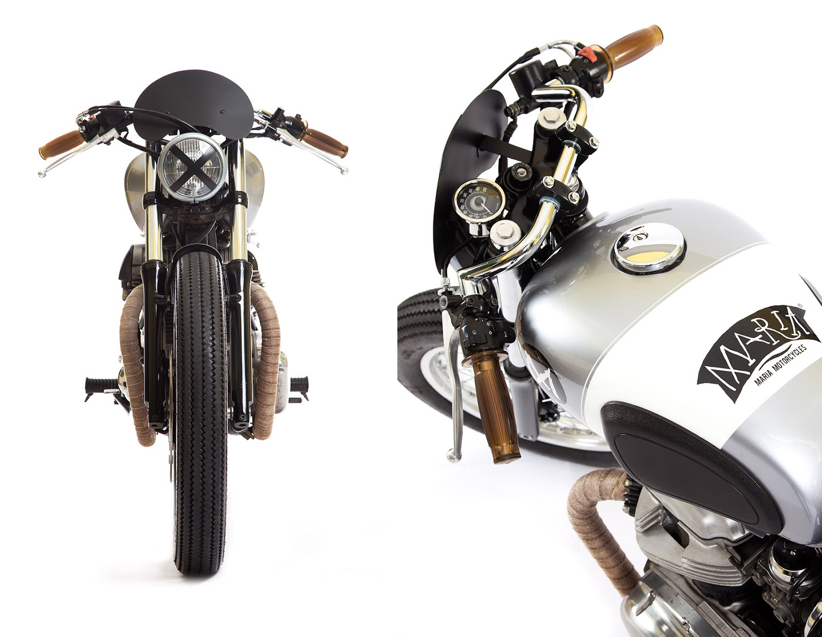 clubman handlebars cafe racer – motorcycle image ideas