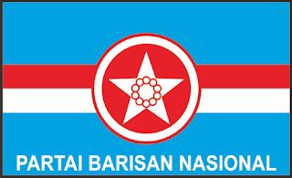 Logo/ Lambang Partai Barisan Nasional (BARNAS)