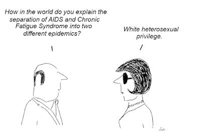 hhv-6, cartoon,cartoons, hiv, aids, chronic fatigue syndrome, fraud, luc montagnier, henri agut