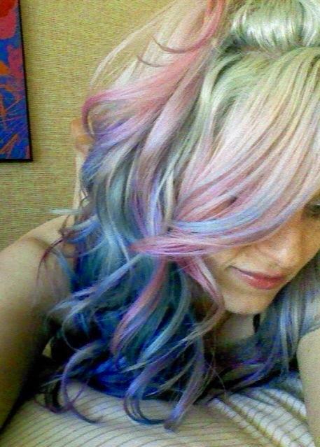 Haar Kleuren Zonder Uitgroei 2015