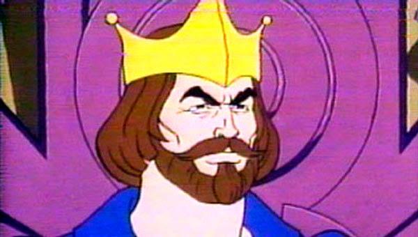 El Rey Randor de Eternia