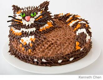 Torta gato.