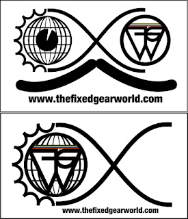 The Fixed Gear World Spoke Cards