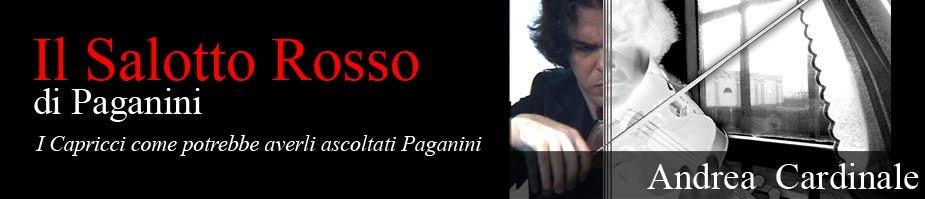 Il Salotto Rosso di Paganini