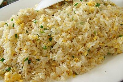 Recipe for Thai fried rice-Egg fried rice