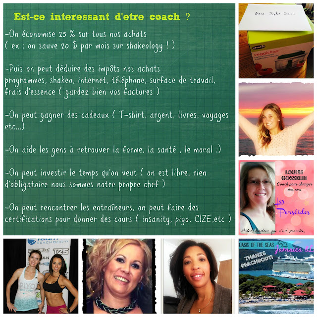 les avantages de devenir coach Beachbody
