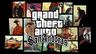 Screenshots of the Grand Theft Auto: San Andreas game for android new version.