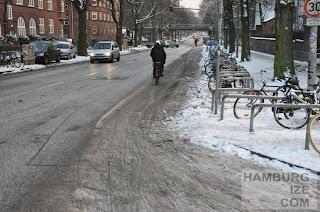 Veloroute 3 - Bogenstraße