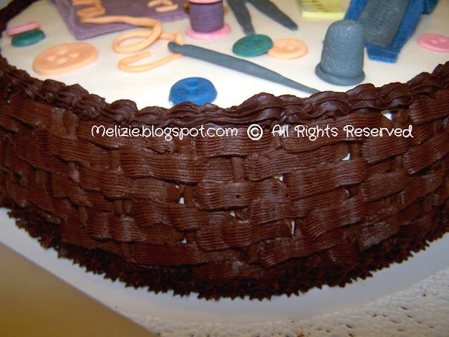 torta ...taglio e cucito per mamma