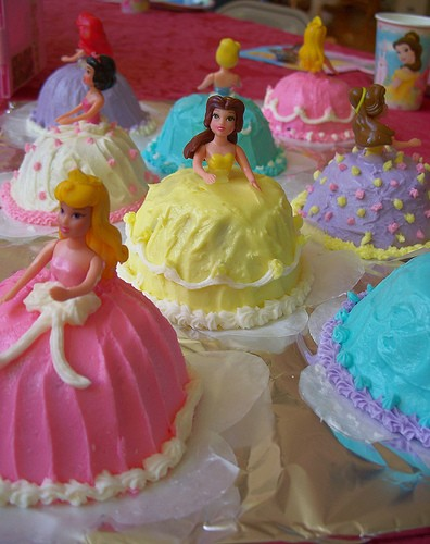 Princess Cake Designs Little Girl : B-day Cakes for little Girls - Romantic Ideas for ...