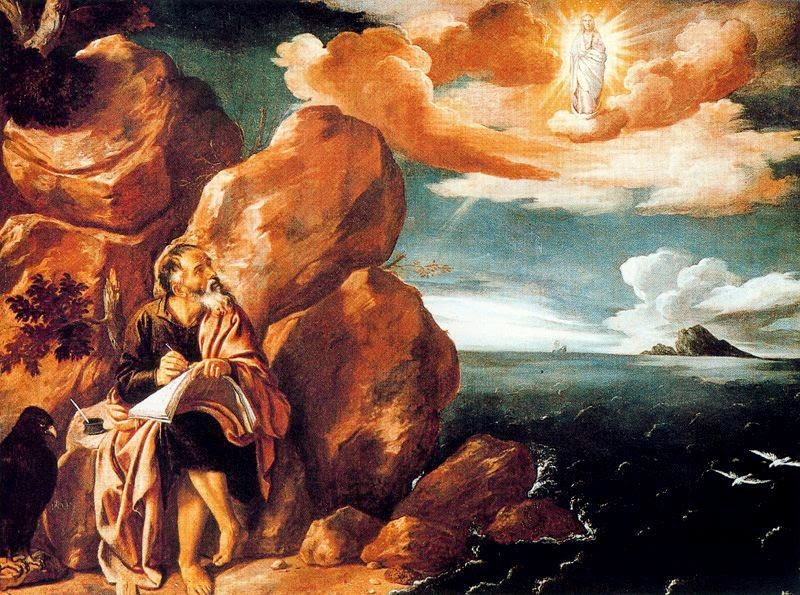 San Juan Evangelista y Apokaleta