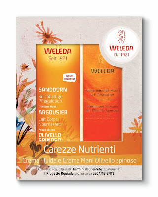 weleda carezze nutrienti
