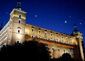 Soñando con el Alcázar de Toledo, despedidad de solteros en Toledo
