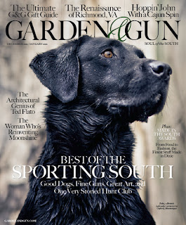 Boxwood Winery in Garden & Guns Magazine