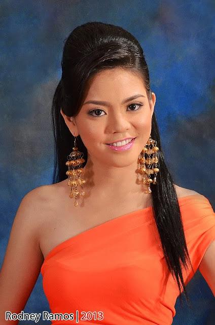 Cecil Lyn Olivar | Miss Bogo Tourism 2013