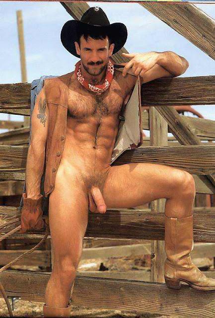 Порно фото мужиков ковбоев
