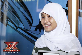 Merdunya Swara Fatin X Factor Indonesia
