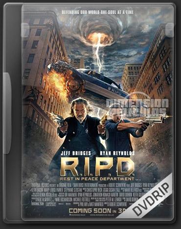 R.I.P.D (DVDRip Ingles Subtitulada) (2013)