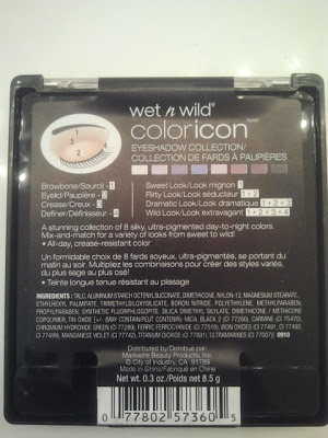 Wet & Wild Petal Pusher Palette