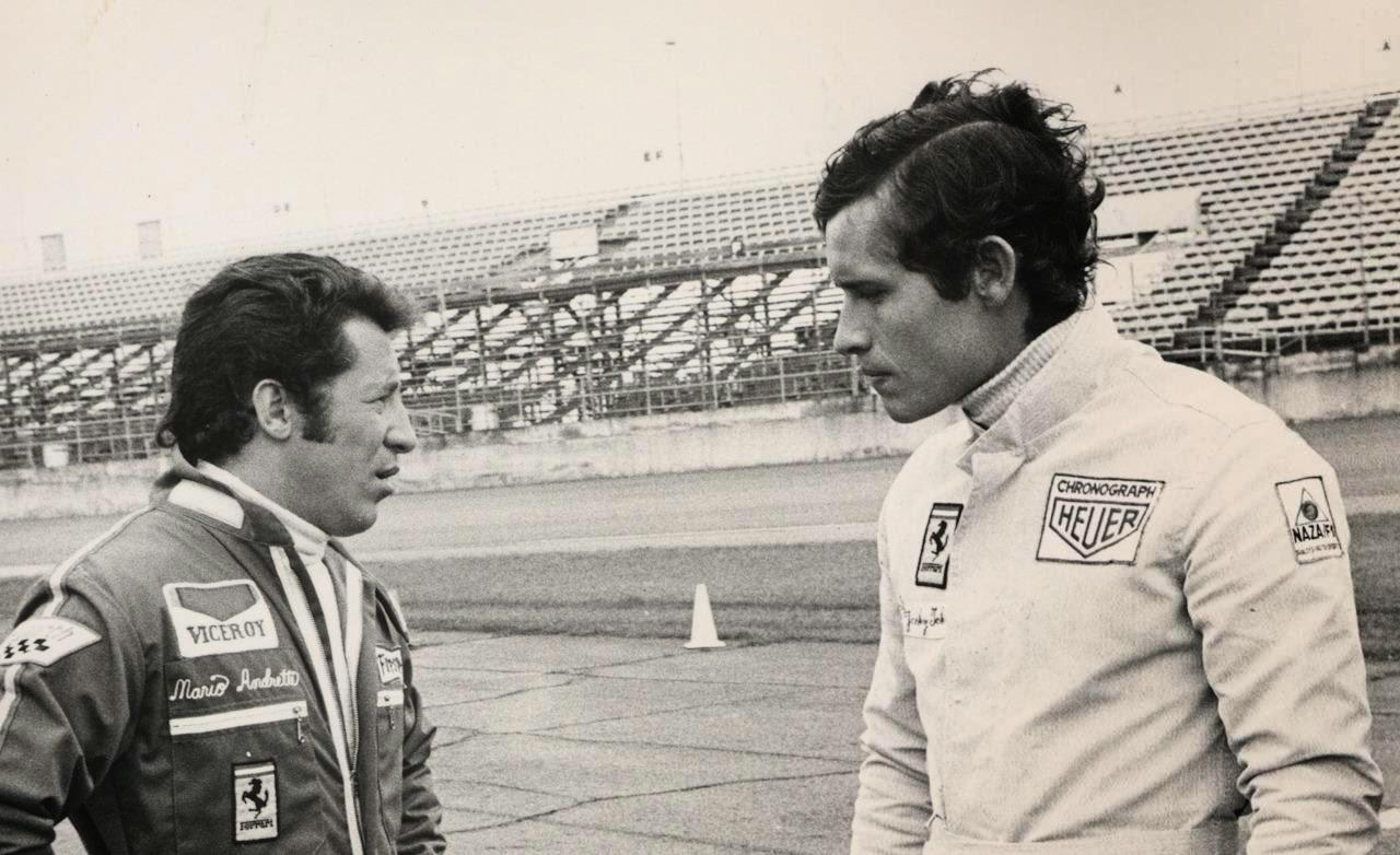 Mario Andretti et Jacky Ickx (1972)