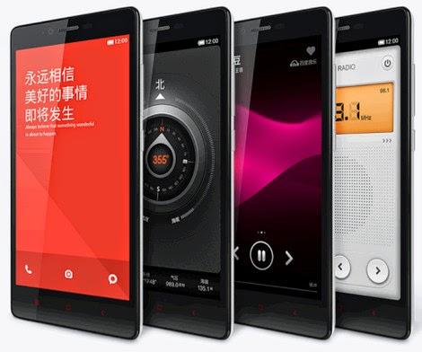 Daftar Harga HP Xiaomi Android