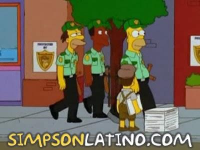 Los Simpson 13x22