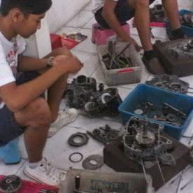 Kursus Mekanik HMMC Jogja
