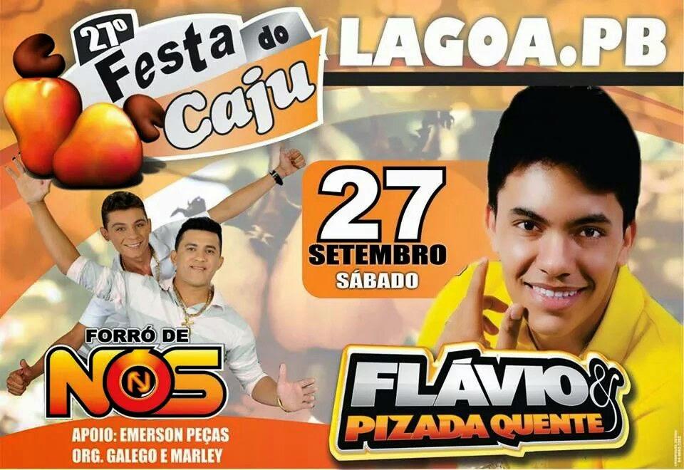 Festa Do Caju Lagoa.PB