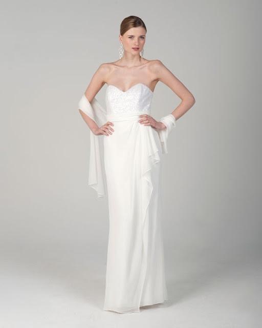 Badgley Mischka 2013 Bridal Collection