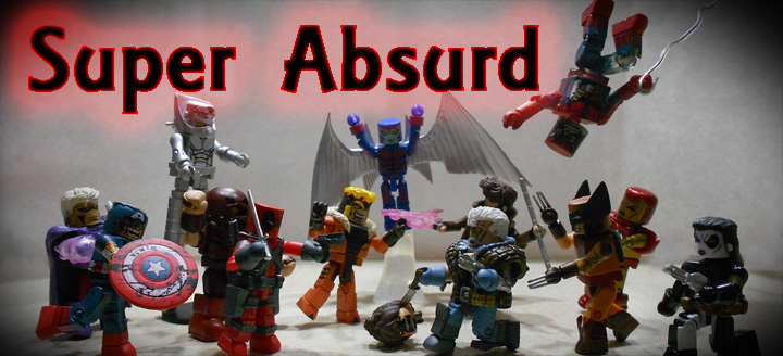 Super Absurd: Updated Wednesdays.