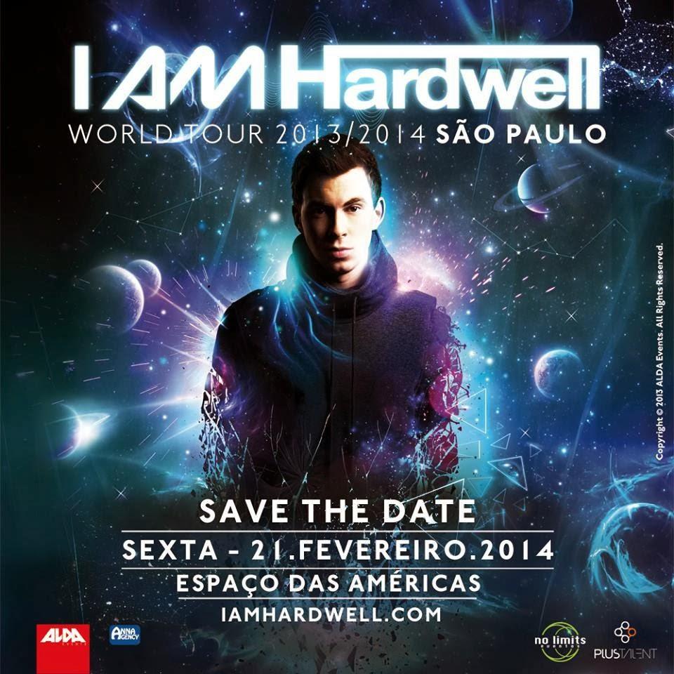 Hardwell São Paulo