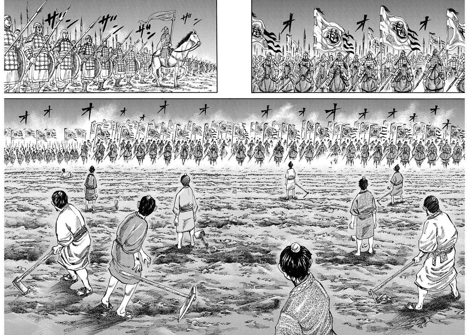 Kingdom – Vương Giả Thiên Hạ (Tổng Hợp) chap 109 page 5 - IZTruyenTranh.com
